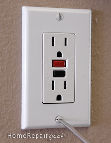 Electrical Outlet photo