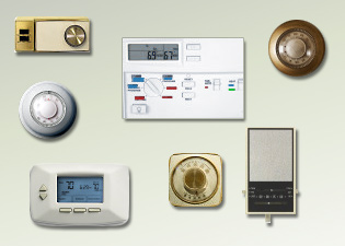 Variety of thermostats