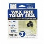 Replace Toilet Seal without Wax