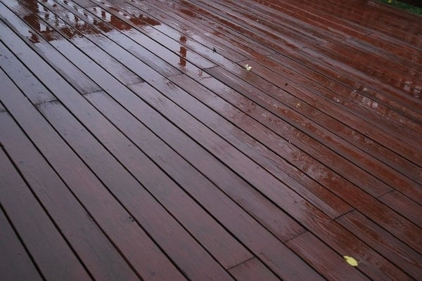 composite deck addition