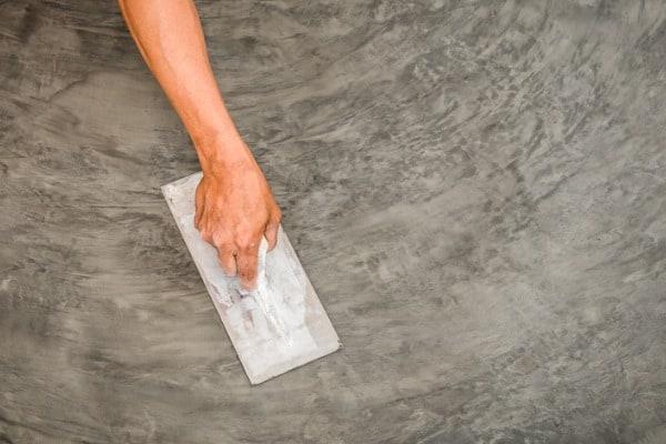 concrete floor life span