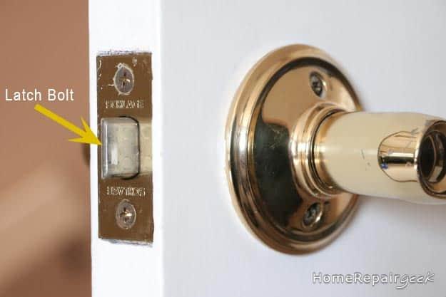 Repair a Door Not Latching - An Easy DIY Fix