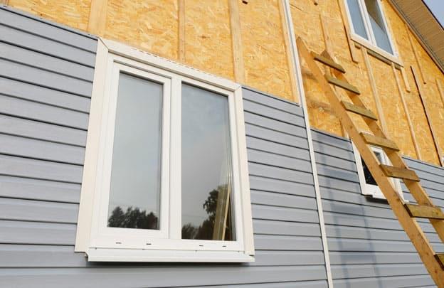 Beat up house repairs