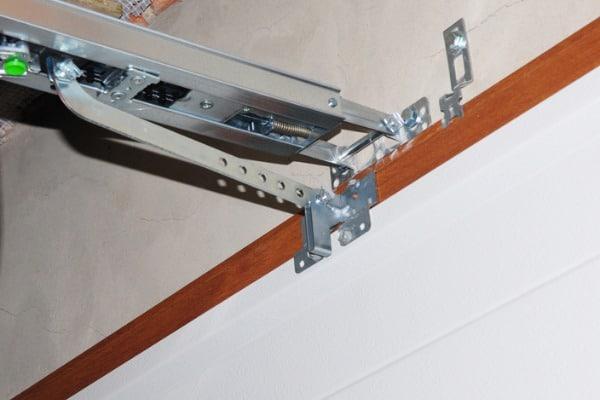 garage door opener system installing garage door opener