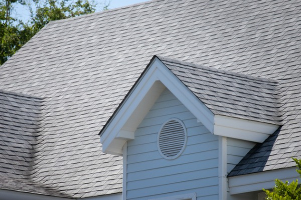 greyish roof