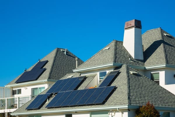 large solar energy for large home