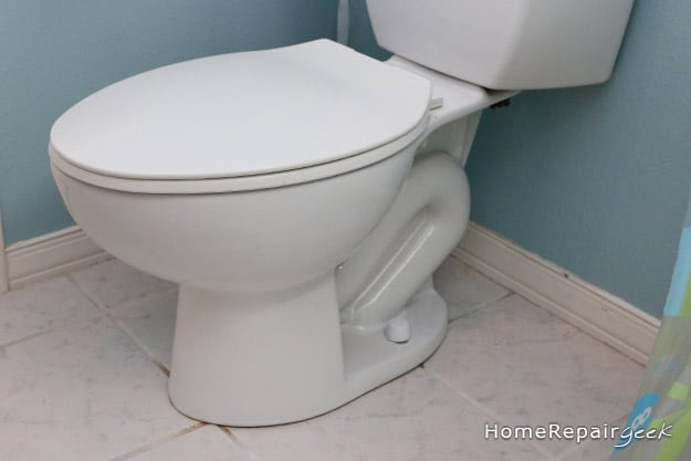 Is your toilet loose or rocking?