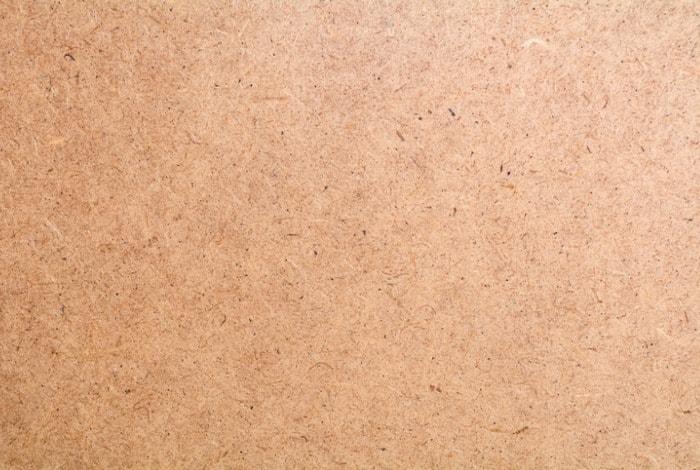 medium density manufactured wood
