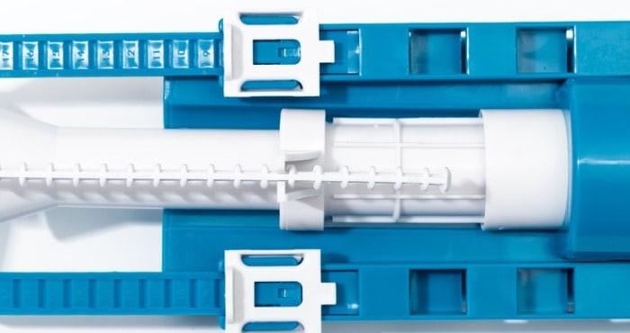 new toilet valve example