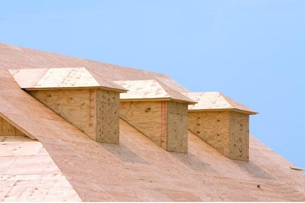 plywood roof sheathing