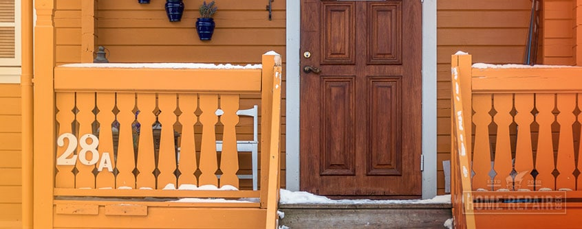 Tips for sealing doors with weatherstripping