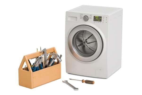 washing machine repair tips