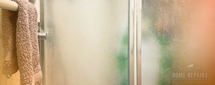 Shower door repair solutions