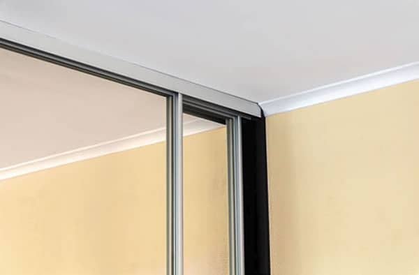 How to fix a sliding closet door